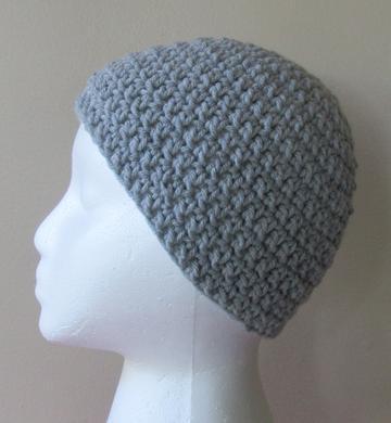 Free Simple Crochet Beanie Hat Pattern